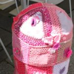 evento di Urban Knitting Total Pink