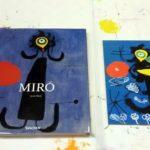 nearteneparte lab: dipingere Mirò con i piccoli