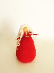 Fatina di Natale - laboratorio