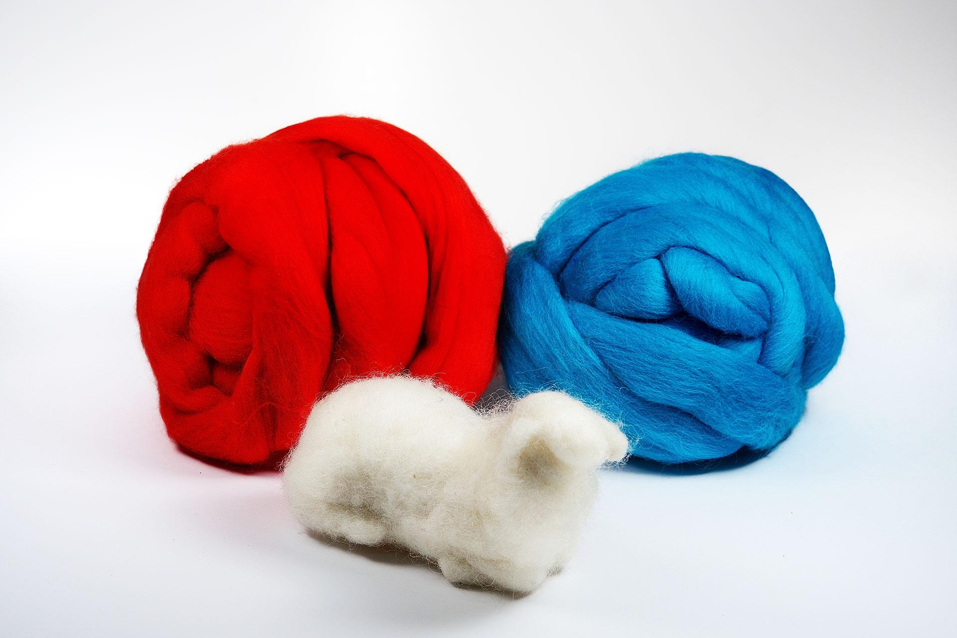 Prodotti in lana-cardata